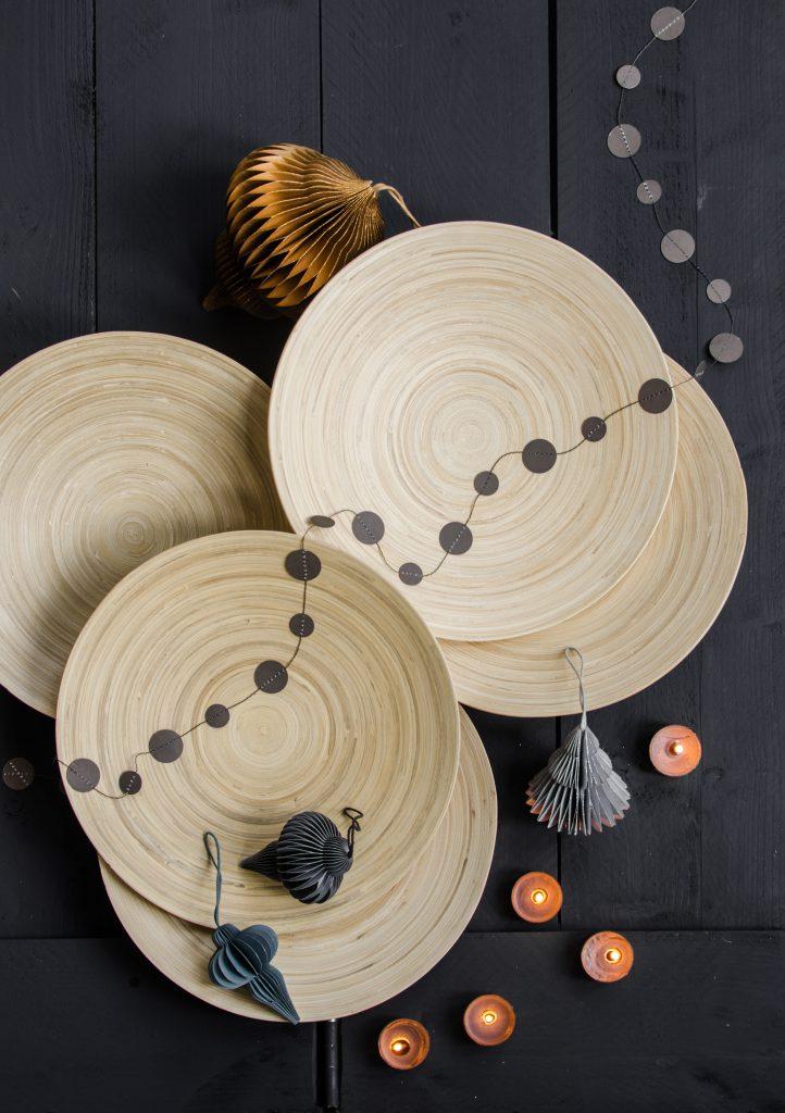 DIY Bamboe borden 1